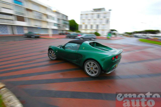 Photo Lotus Elise 111R modèle 2008