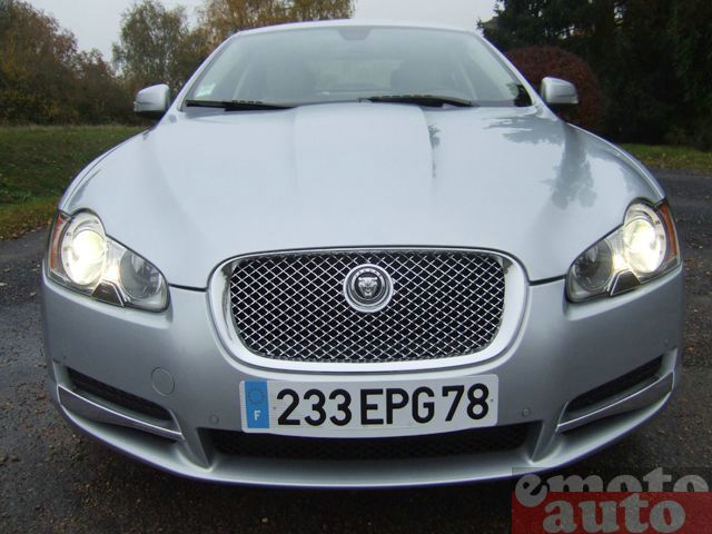 Photo Jaguar XF 2.7 D V6 Luxe Premium modèle 2009
