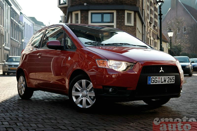 Photo Mitsubishi Colt 1.3 ClearTec modèle 2009