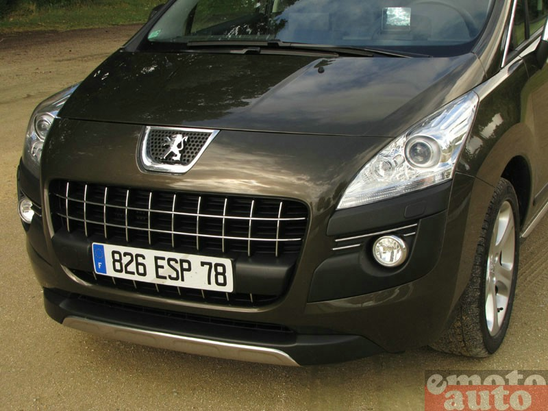 Photo Peugeot 3008 modèle 2009