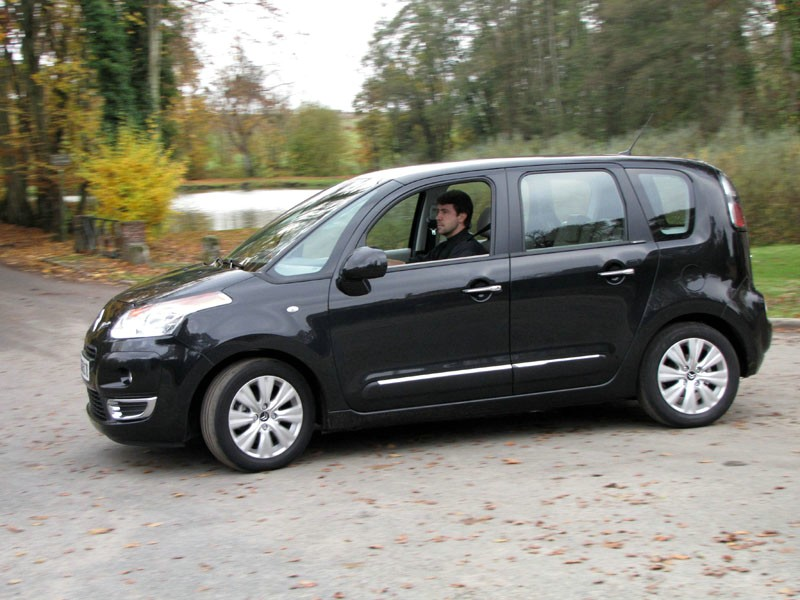 Photo Citroën C3 Picasso 1.6 HDi 90 modèle 2009
