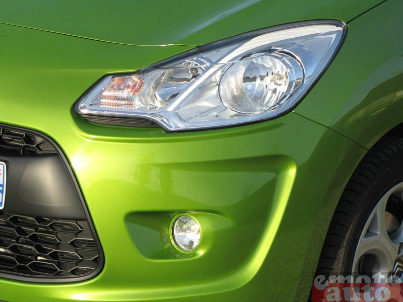 Photo Citroën C3 1.6 HDi 90 modèle 2010