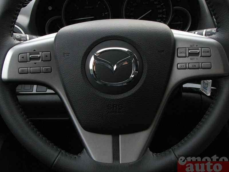 Photo Mazda Mazda6 2.2 MZR-CD 125 modèle 2009