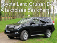 Toyota Land Cruiser 3.0 D4D 173