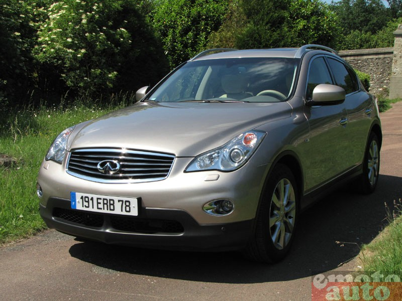 Photo Infiniti EX37 modèle 2010