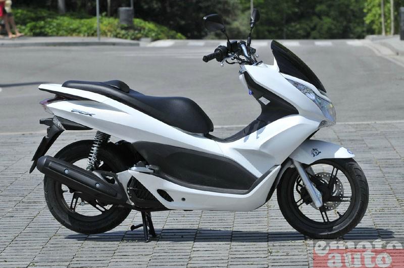 Honda PCX 125 modèle 2010