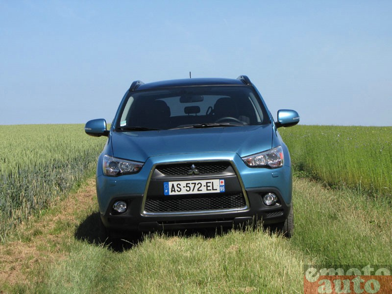 Photo Mitsubishi ASX 1.8 DiD 150 modèle 2010