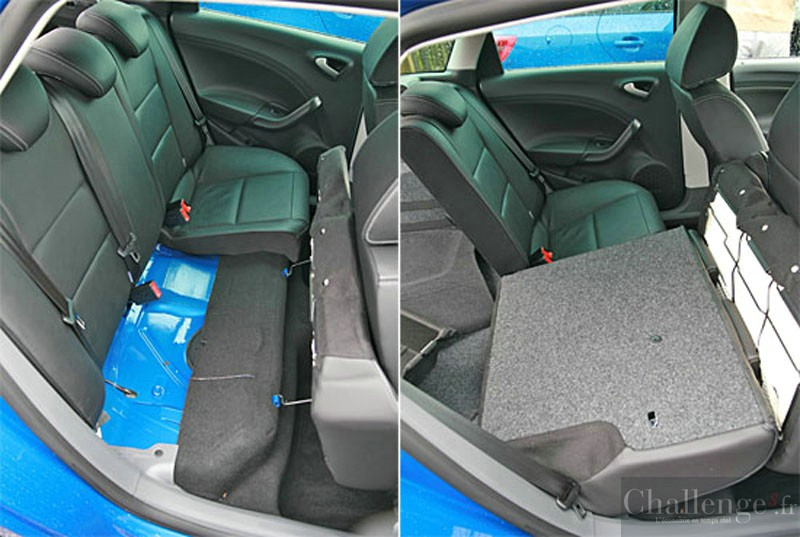 Photo Seat Ibiza ST 1.2 TDI 75 modèle 2010