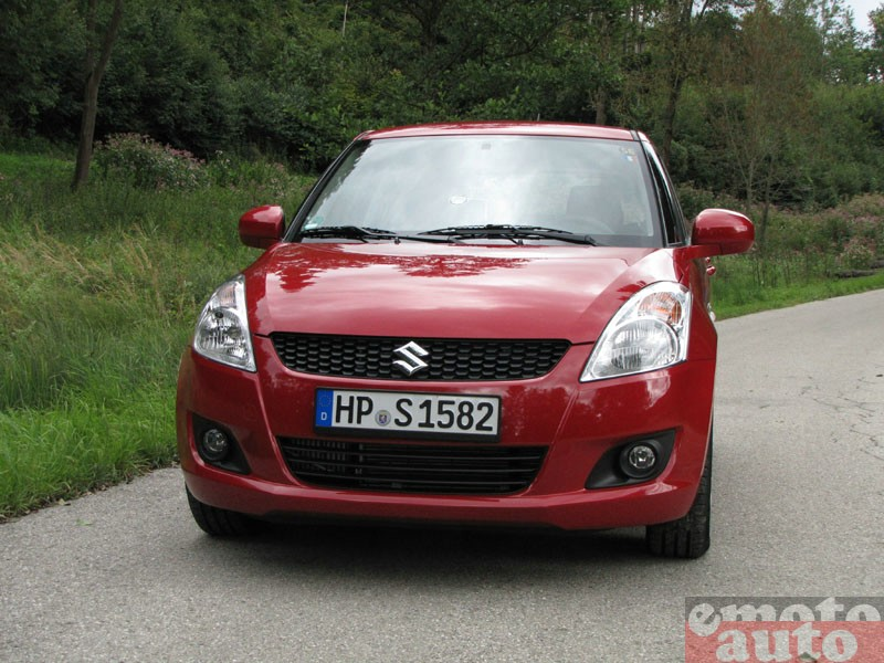Photo Suzuki Swift 1.3 DDiS 75 modèle 2010