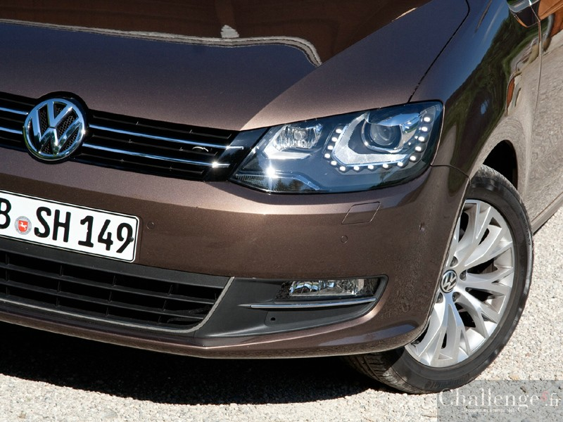 Photo Volkswagen Sharan 2.0 TDI 140 modèle 2010
