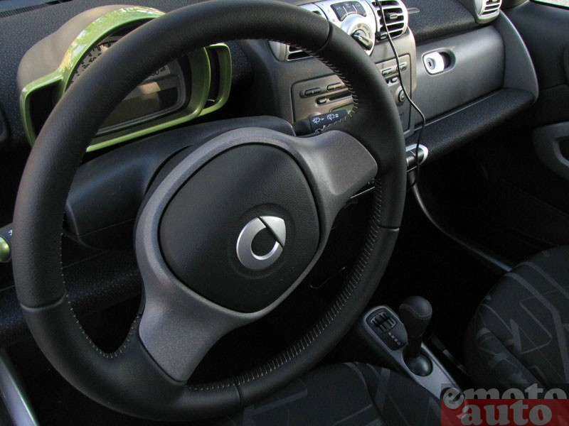 Photo Smart Fortwo Electric Drive modèle 2012
