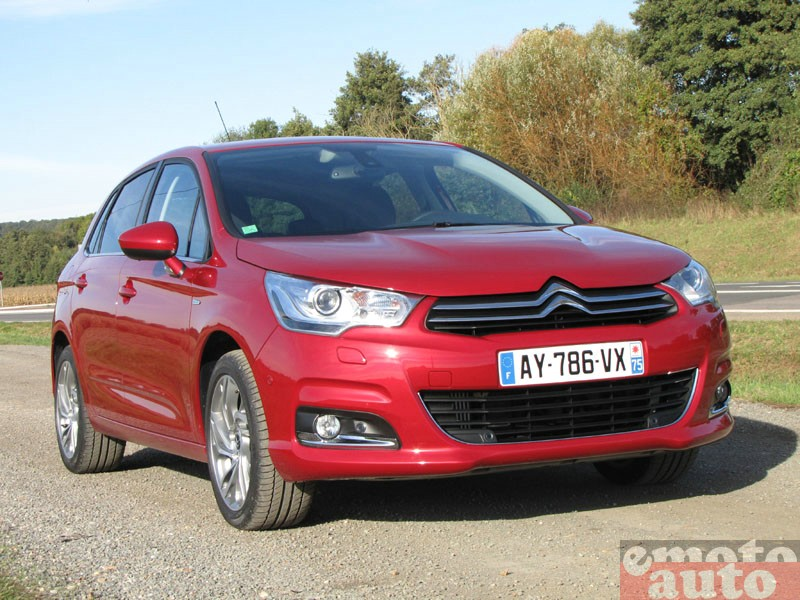 Photo Citroën C4 1.6 e-HDi 110 modèle 2010