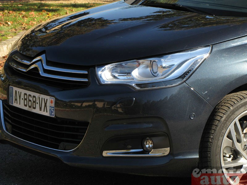 Photo Citroën C4 2.0 HDi 150 modèle 2010
