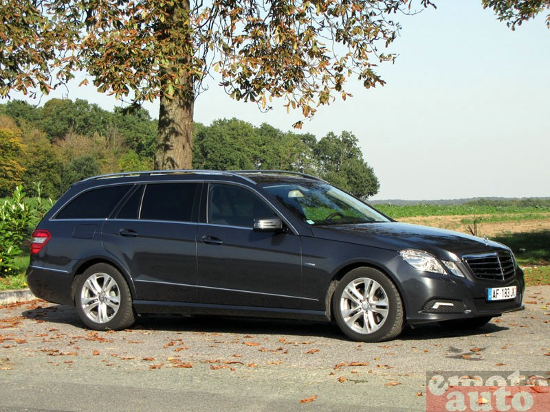 Photo Mercedes E250 CDI Break modèle 2010