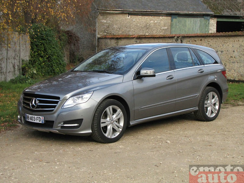 Photo Mercedes R350 CDI modèle 2010