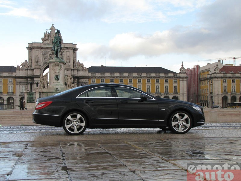 Photo Mercedes CLS 350 modèle 2011