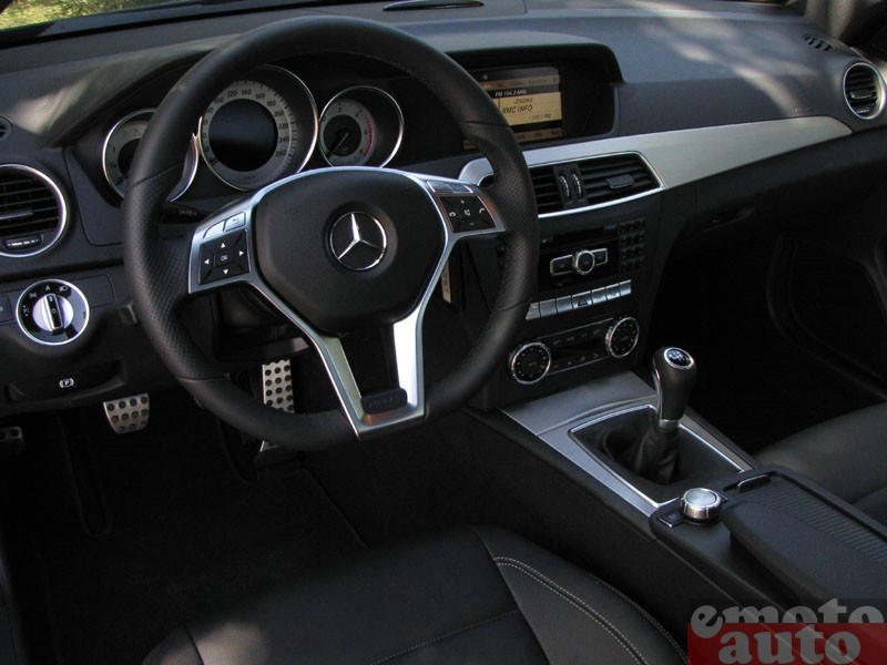 Photo Mercedes C250 CDI Coupé modèle 2011