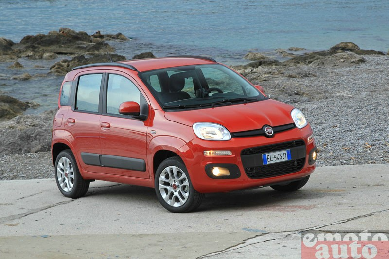 Photo Fiat Panda 1.2 Fire 69 modèle 2012