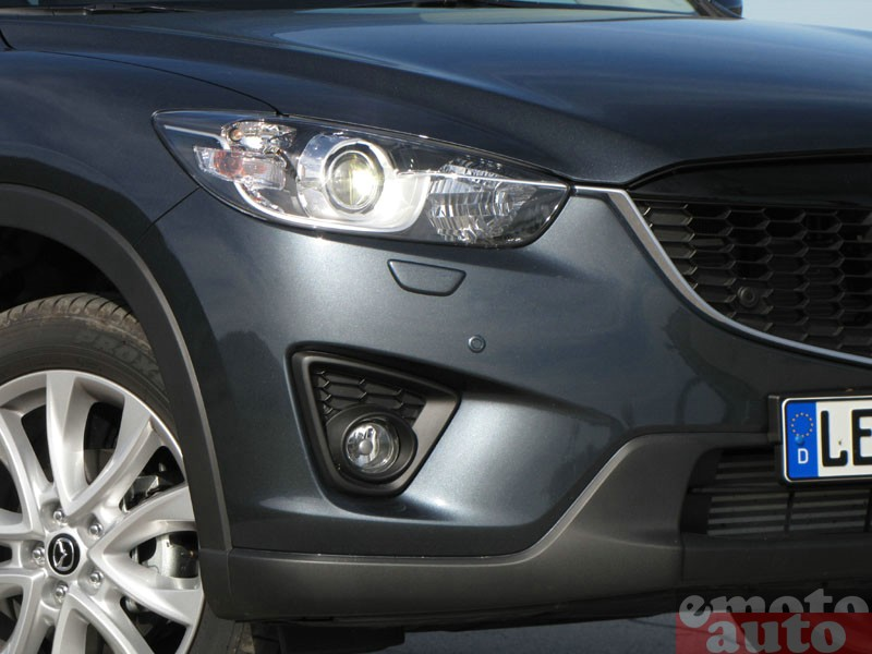 Photo Mazda CX5 2.2 Skyactiv-D 150 modèle 2012