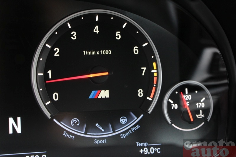 Photo BMW M6 modèle 2012