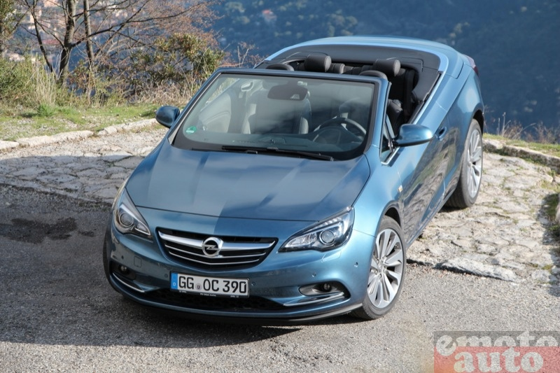 Photo Opel Cascada modèle 2013