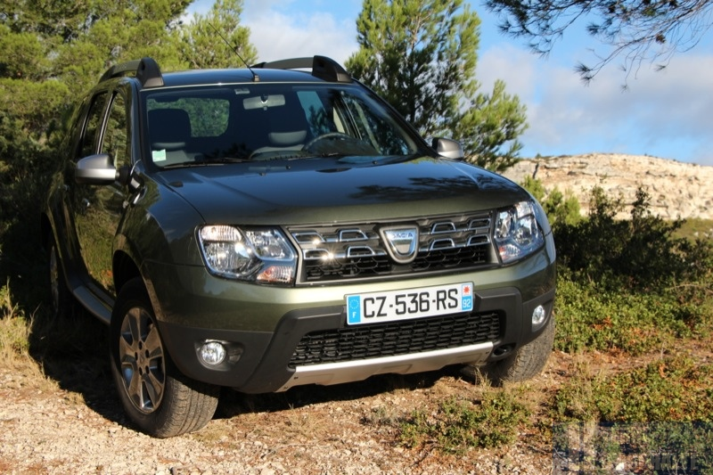 Photo Dacia Duster 1.5 dCi 110 4x4 modèle 2014