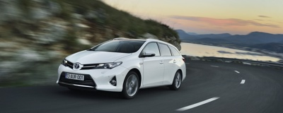 Toyota Auris Hybride Touring Sports