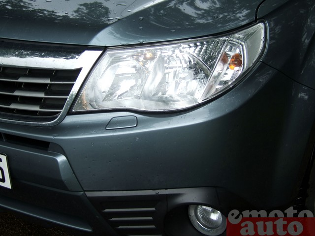 Photo Subaru Forester 2.0X modèle 2008